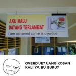 Ketika Semboyan Bahasa Inggris Jadi Asal-Asalan di Sekolah Dasar 2
