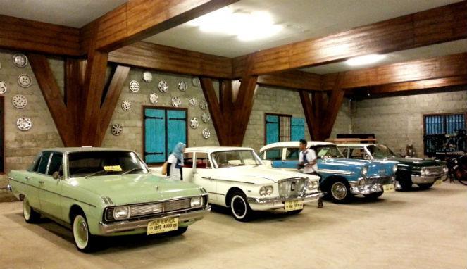 Musium Angkut Pamerkan Becak Hingga Mobil Presiden Soekarno