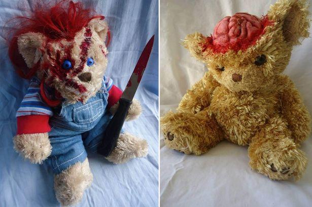 Ngeri! Teddy Bears Yang Lucu Berubah Jadi Kejam 1