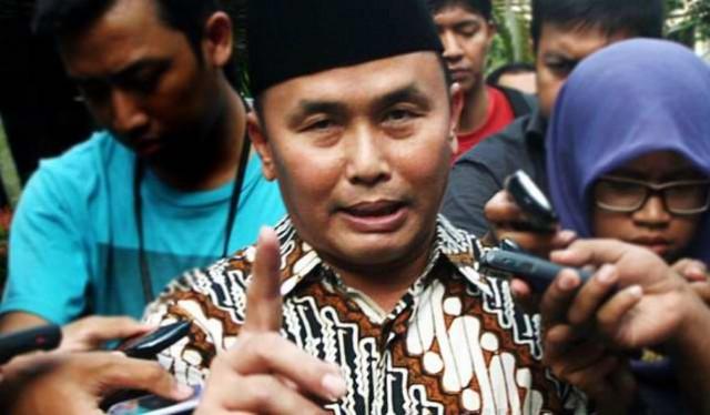 Pengakuan Sugianto Sabran Berujung Penangkapan Wakil Ketua KPK