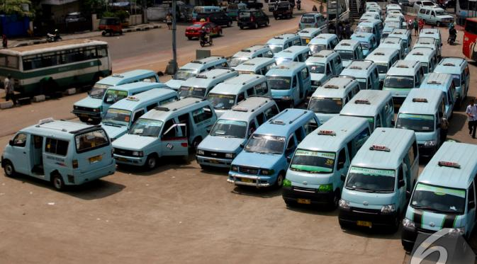 Penurunan Harga BBM Tak Pengaruhi Tarif Angkutan Umum