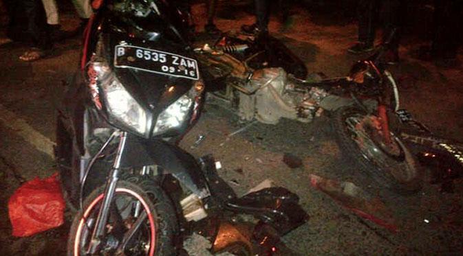 Penyebab Kecelakaan Maut Pondok Indah