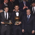 Real Madrid Dapatkan Banyak Penghargaan Di Ballon d'Or