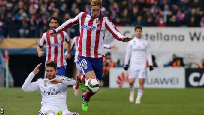 Real Madrid vs Atletico Madrid Berakhir Imbang 2-2