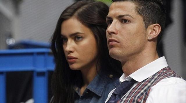 Ronaldo dan Irina