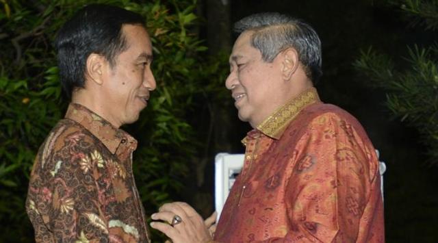 SBY dan Jokowi