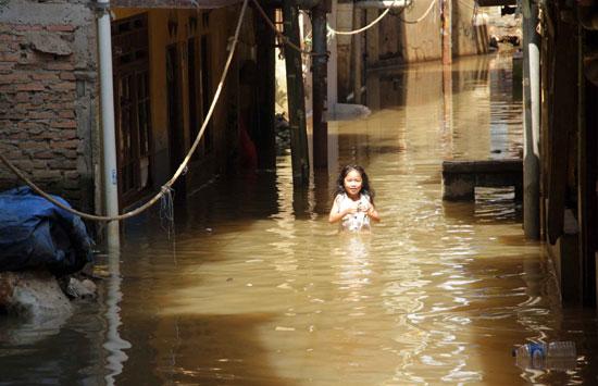 Titik Genangan Banjir Di Jakarta
