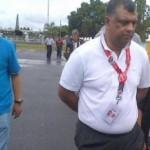 Tony Fernandez Mendatangi Pangkalan Bun