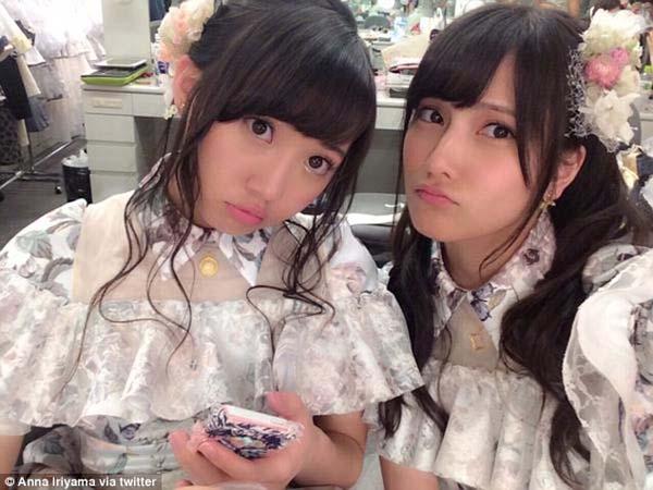 Tren Makeup Seperti Orang Sakit Sedang Booming di Jepang 4 DAILYMAIL