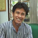 Aktor dan komedian senior Zainal Abidin Domba