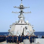 USS Sampson Telah Berhasil Menemukan 12 Korban Pesawat Air Asia