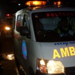 ambulans pengangkut jenazah terpidana mati