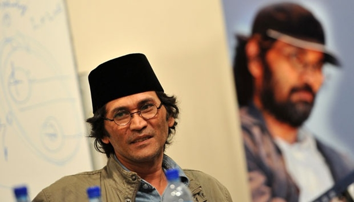 Aktor senior Alex Komang meninggal dunia di Semarang (c)ANTARA