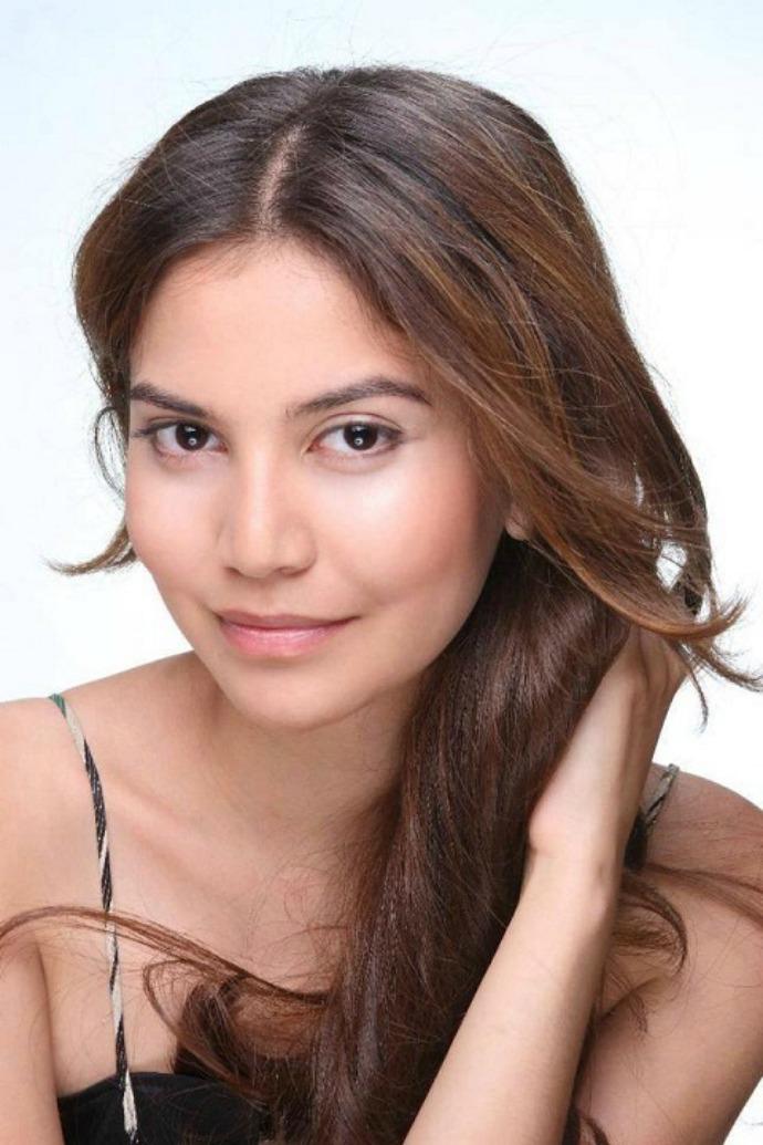 Potret Wanita Uzbekistan