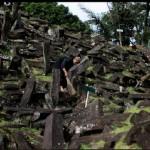 Punden Berundak Yang Ada Diareal Situs Gunung Padang - (c)wowshack.com