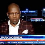 Vuyo Mvoko dibegal saat liputan langsung (sabc)