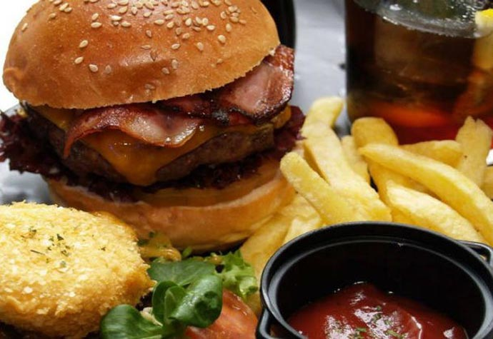Burger La Vaca Picada – Madrid, Spanyol (c) bugaga