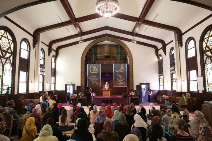 Suasana The Women's Mosque (c) facebook