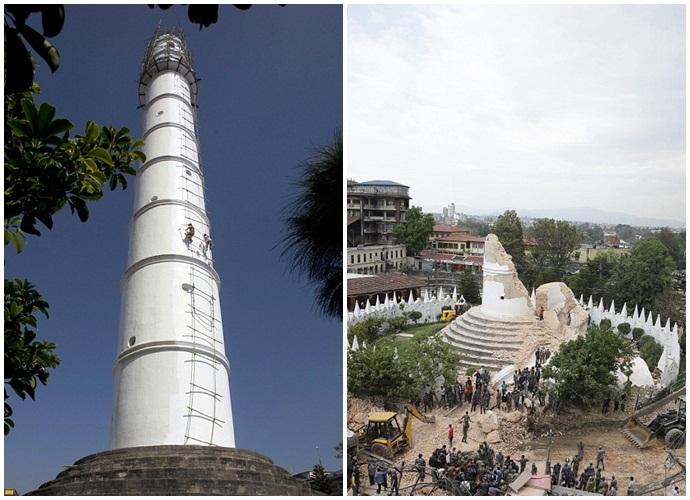 Menara Dharahara (c) dailymail