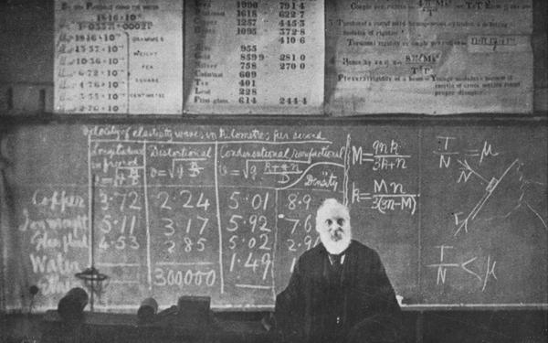 Lord Kelvin Mengatakan X Ray itu Hanya Omong Kosong (via)classromsynonym
