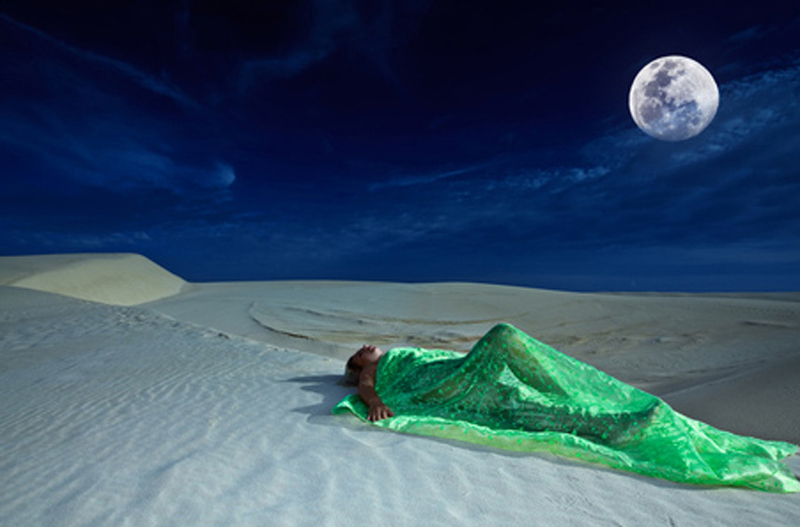 Tidur lebih nyenyak saat bulan baru