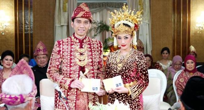 Pernikahan pesohor Indonesiaa