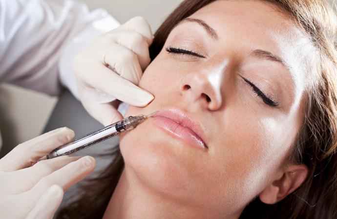 Proses Suntik Botox