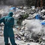 Krisis sampah lebanon