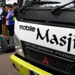 Mobile masjid Bandung
