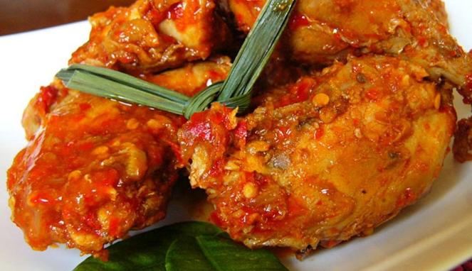 Resep Balado Ayam