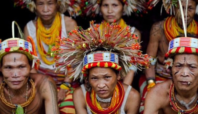 Suku di Indonesia yang hanpir punah