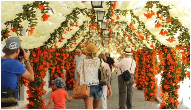 Festival bunga di portugal