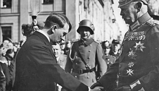 Salah kaprah tentang nazi jerman