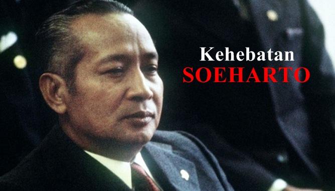 Kehebatan Soeharto