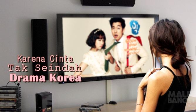 cewek pecinta drama korea