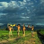 kehidupan desa