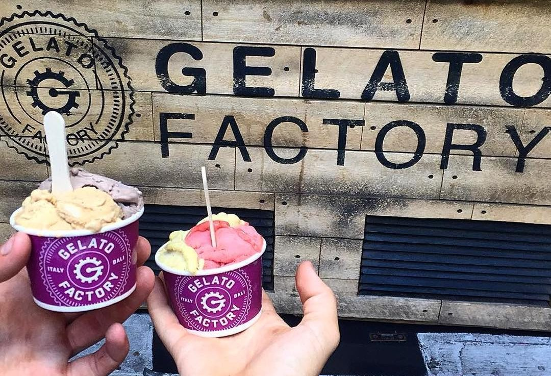 gelato factory