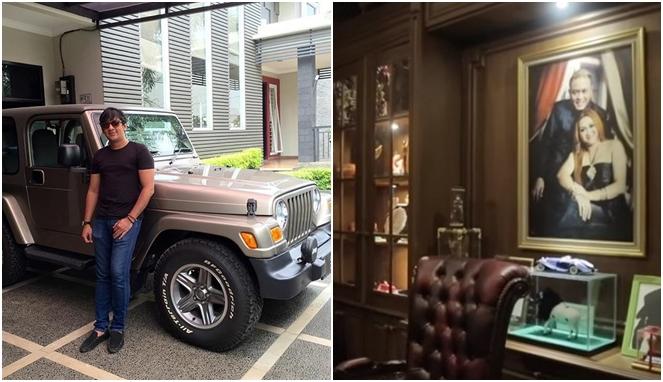 Kerjanya Cuman Cekikikan Di Tv 10 Pelawak Ini Miliki Rumah Bak Istana Negeri Dongeng Boombastis