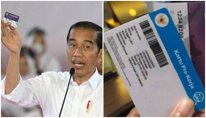 Kartu Pra Kerja Jokowi Diduga untuk Gaji Pengangguran, Begini Jadinya Jika  Jadi Diterapkan - Boombastis