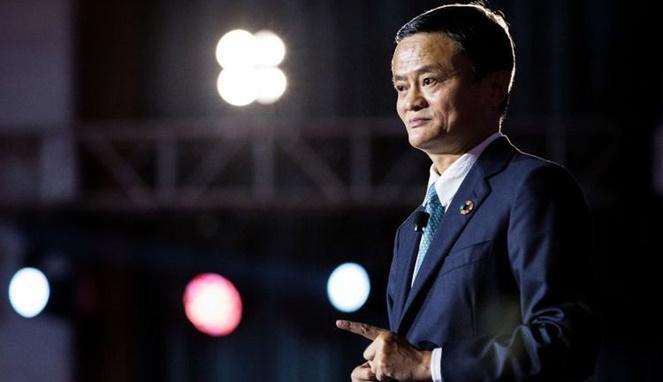 Jack Ma, salah satu penguasa asal China. [Sumber Gambar]