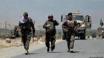 Pasukan militer Afghanistan. [Sumber Gambar]