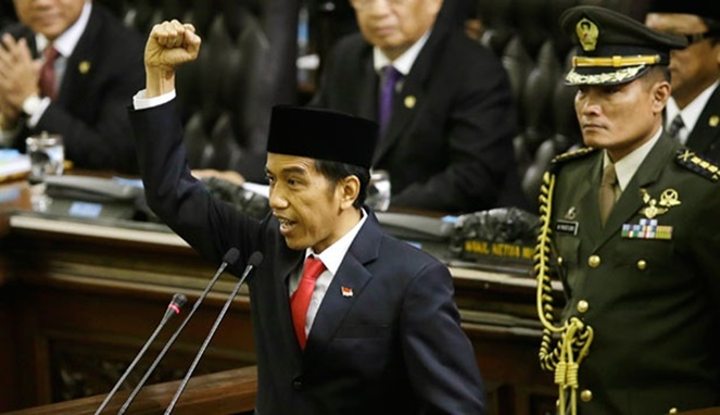 Presiden Jokowi. [Sumber Gambar]